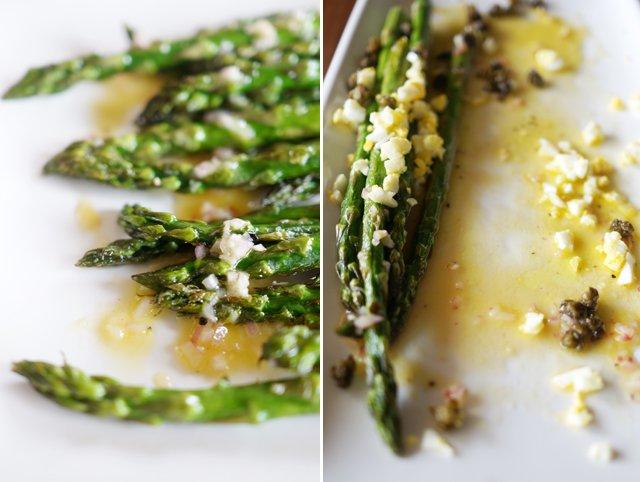 asparagus eaten