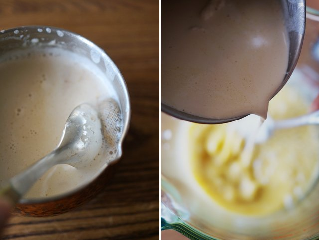 cream and yolks | HonestlyYum