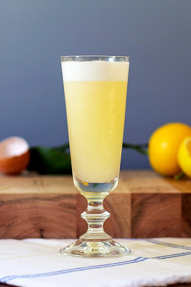 Meyer Lemon Sour
