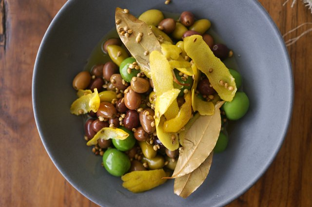 Marinated Olives 3