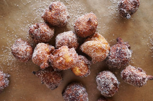 churro balls