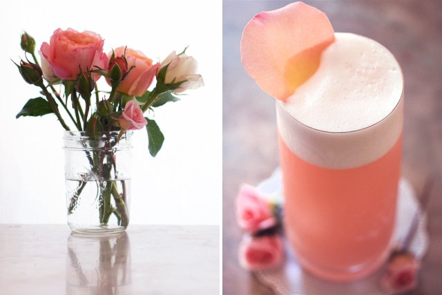 Raspberry Rose Fizz | HonestlyYUM