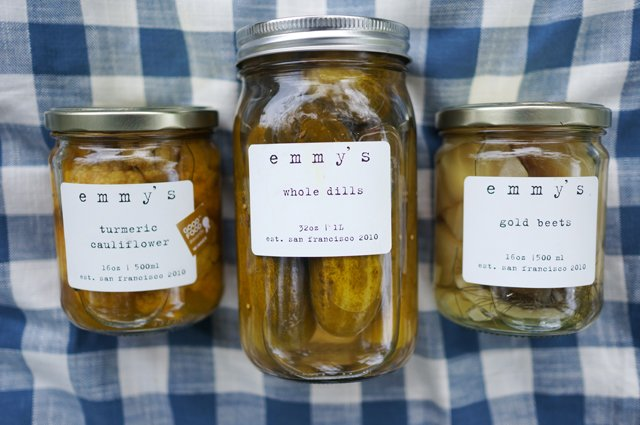 Emmy's pickles