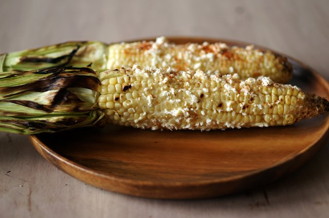 Mexican elote