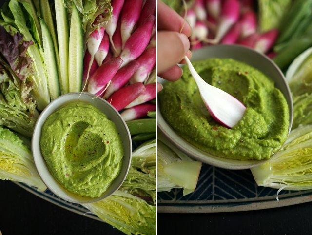 green hummus 7