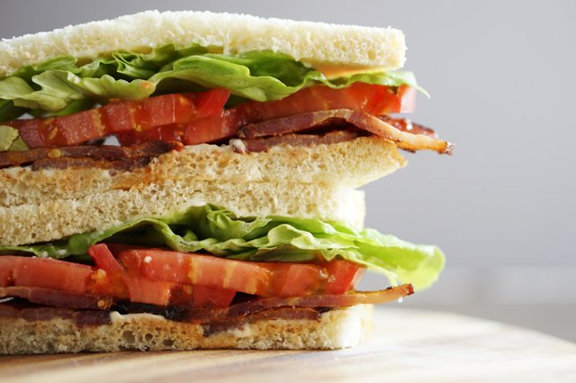 Classic BLT with Homemade Mayonnaise