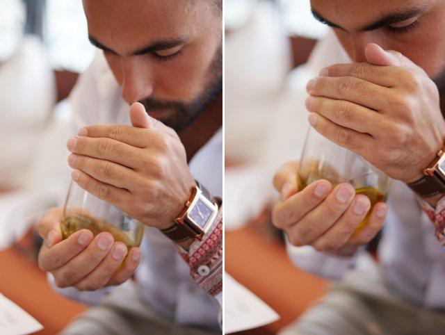 olive oil tasting 8