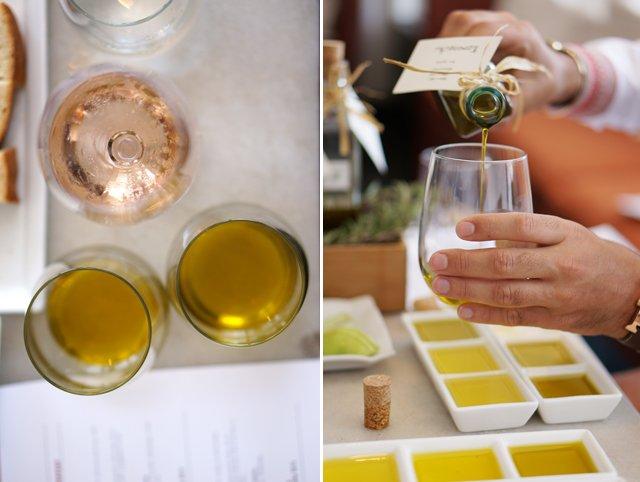 olive oil tasting 9