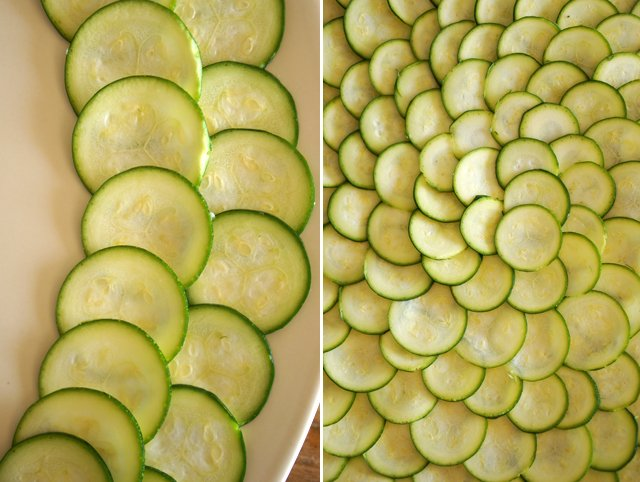 zucchini carpaccio 2