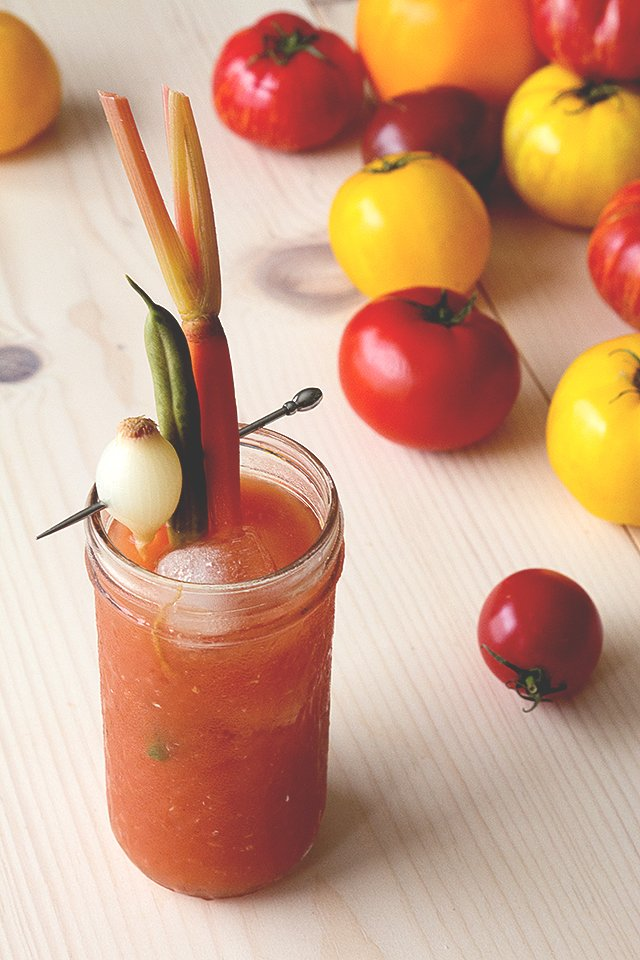 Bloody Mary // HonestlyYUM