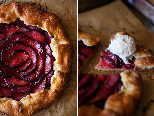 pluot crostata 8