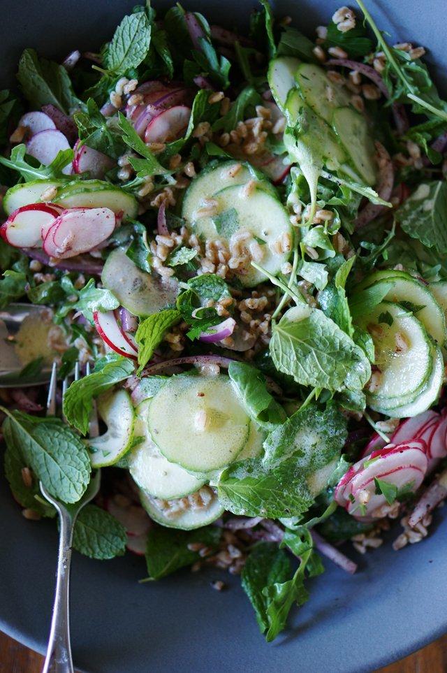 fattoush salad 5