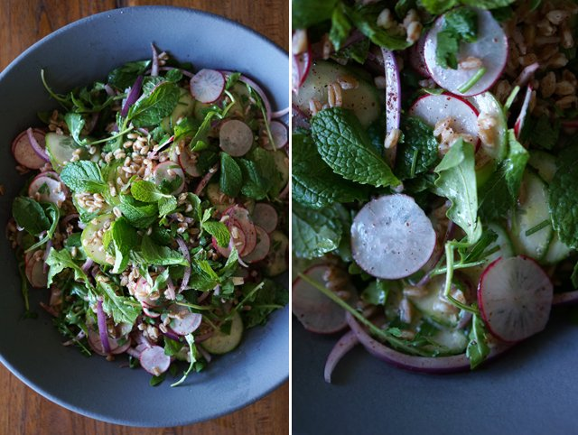 fattoush salad 7