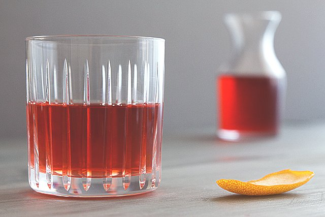 Absinthe Sazerac Recipe — Dishmaps