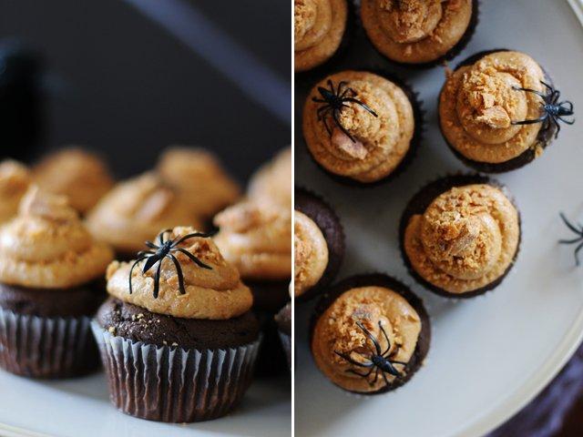 Butterfinger Cupcakes 9