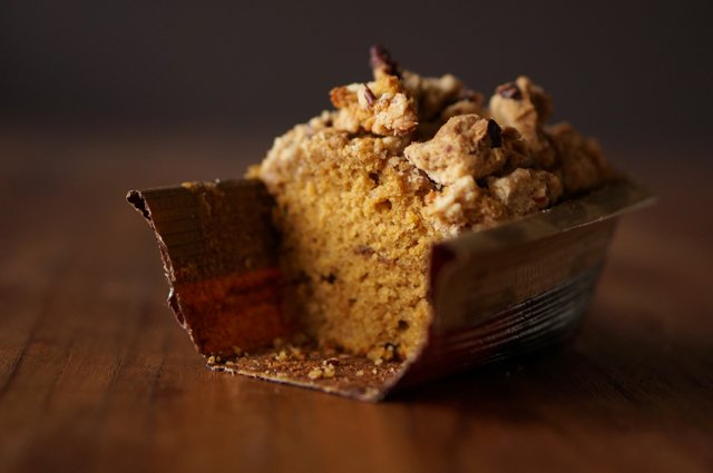 Pumpkin coffee cake 6