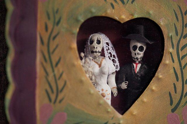 Día de los Muertos // HonestlyYUM