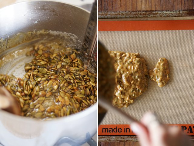 pumpkin seed brittle 3