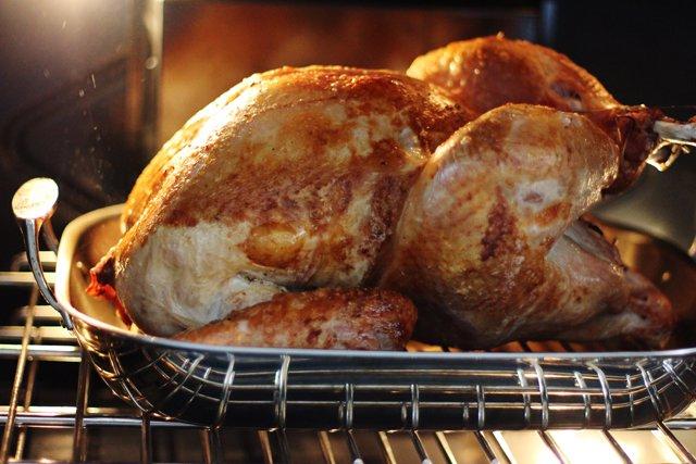 Dry brine turkey 7