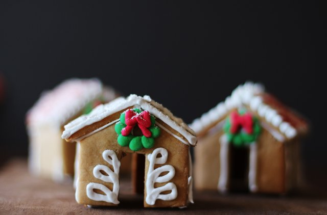 recipe: small gingerbread house recipe [4]