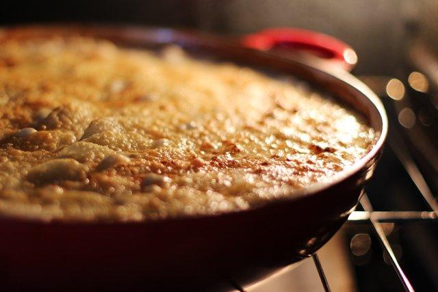 Potato bacon leek gratin 6