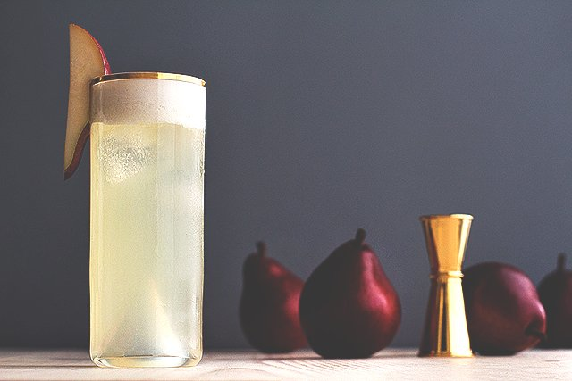 Pear Sonata // HonestlyYUM