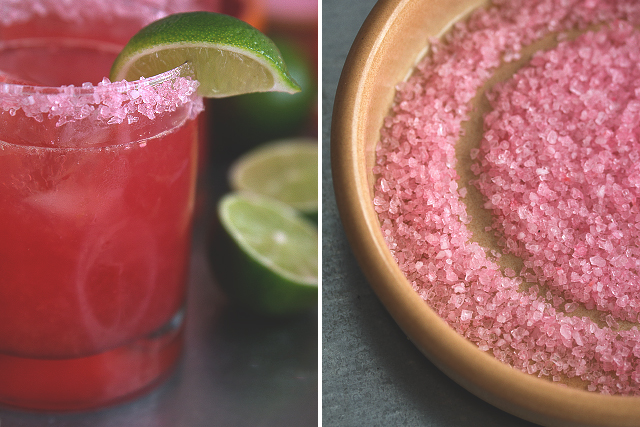 Blood Orange Margarita . . . Pitchers! // HonestlyYUM