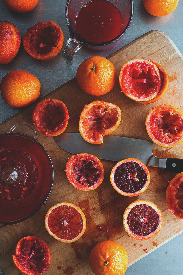 Blood Oranges // HonestlyYUM