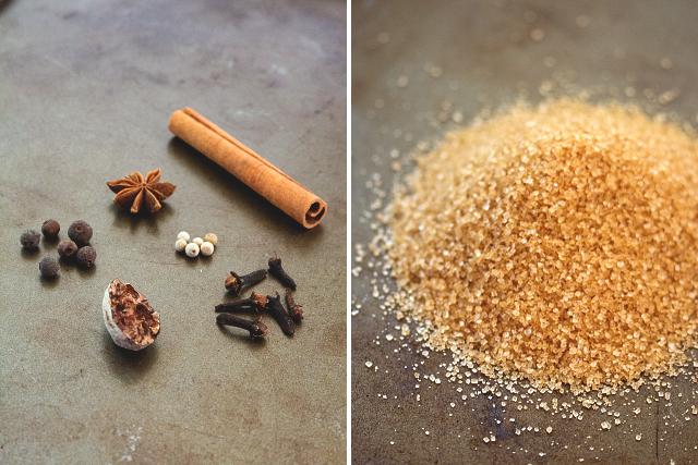 Demerara Spiced Cordial – HonestlyYUM