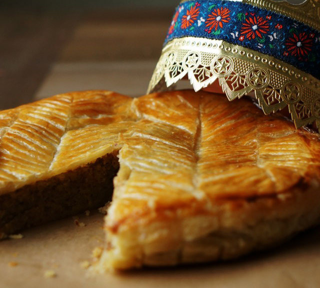 Galette Des Rois Three Kings Cake Recipe