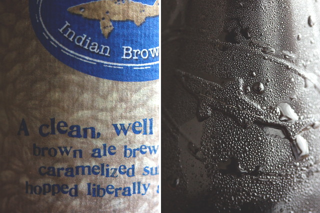 Indian Brown Ale, Dogfish Head // HonestlyYUM