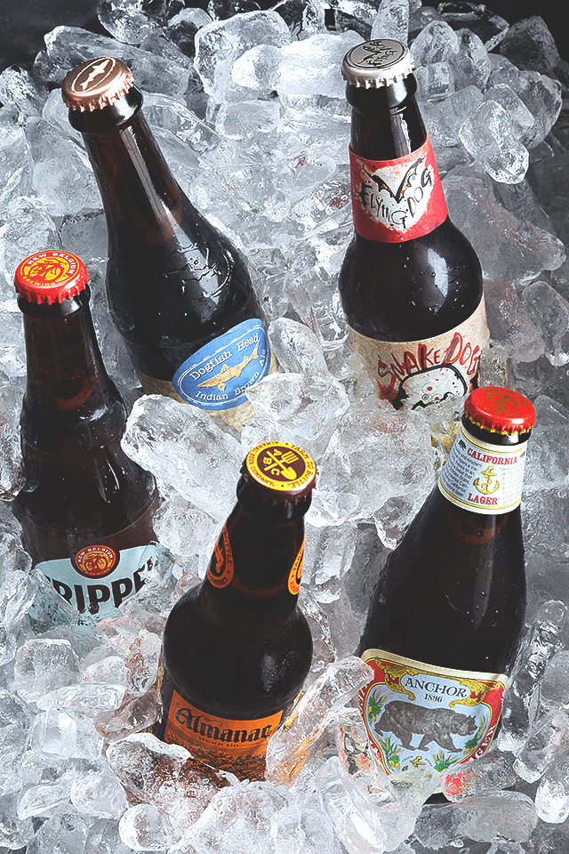 Top 5 Super Bowl Beer Recommendations // HonestlyYUM