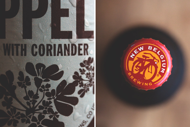 Trippel Belgium Style Ale, New Belgium // HonestlyYUM