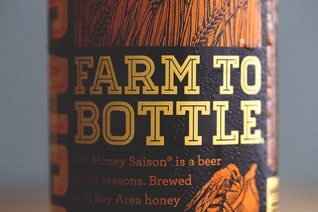 Honey Saison, Almanac Beer Co. // HonestlyYUM