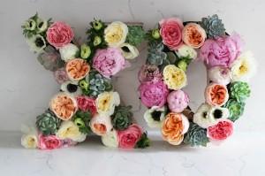 floralletters11