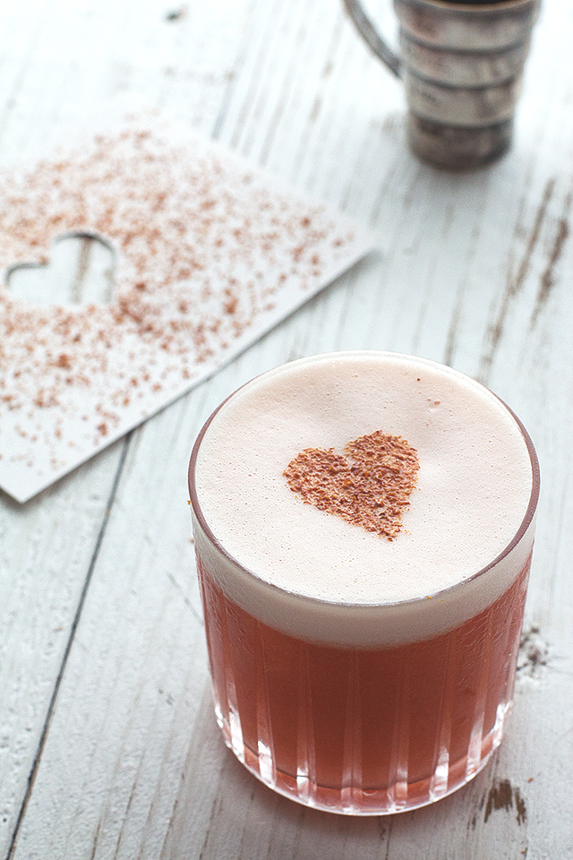 valentine's day cocktail recipe, Ideas