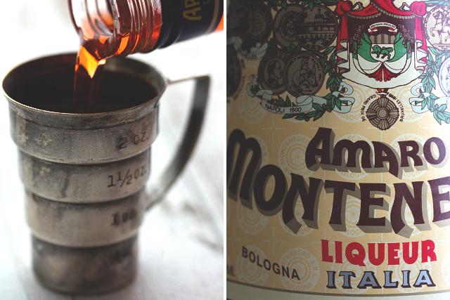 Aperol & Amaro Montenegro // HonestlyYUM