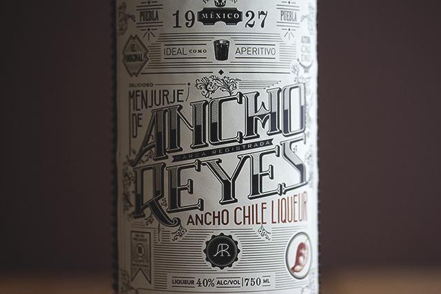 Ancho Chile Liqueur // HonestlyYUM