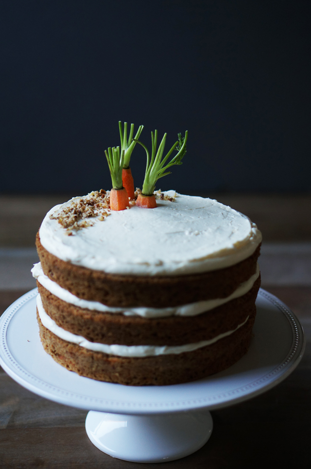 carrot cake decoration carrot cake with cheese frosting honestlyyum 2474