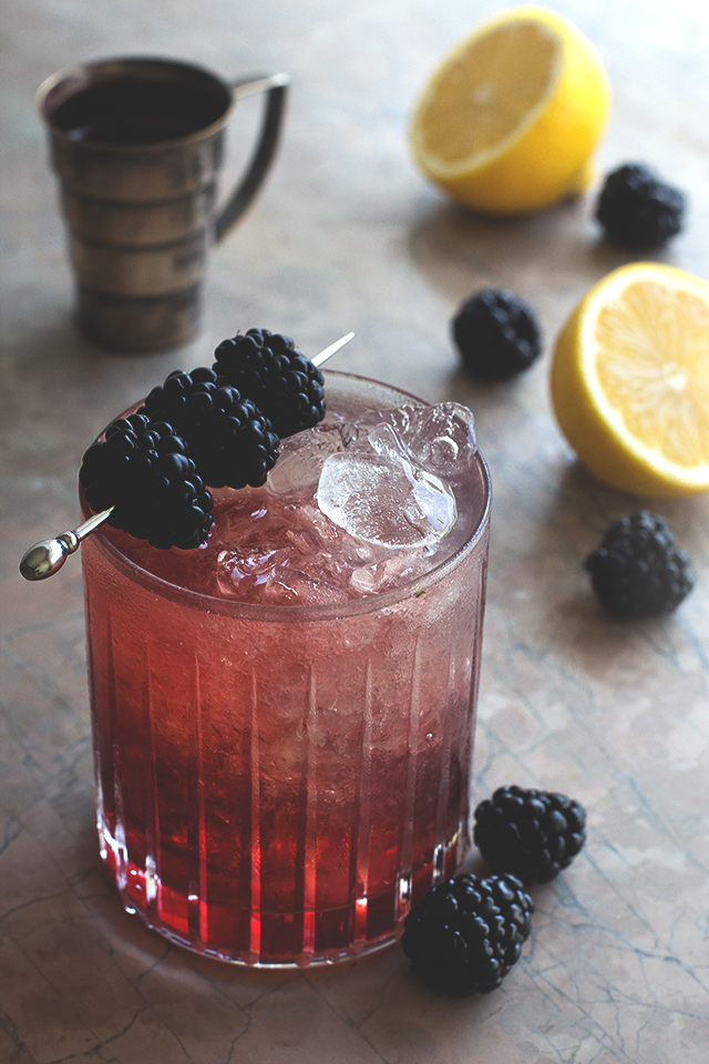 The Bramble // HonestlyYUM