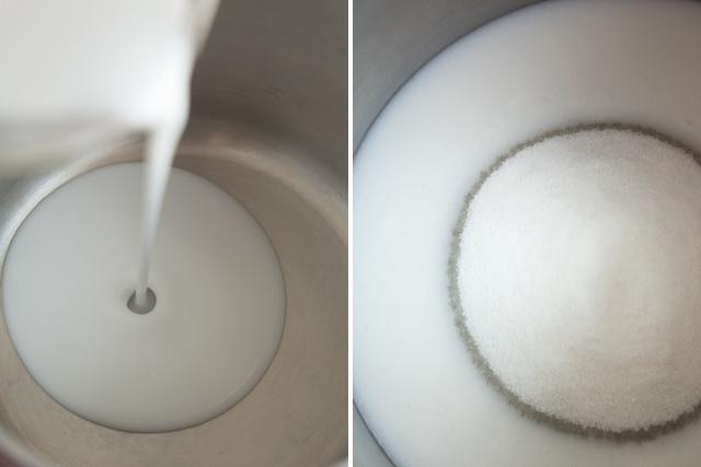 Coconut Chai Syrup // HonestlyYUM