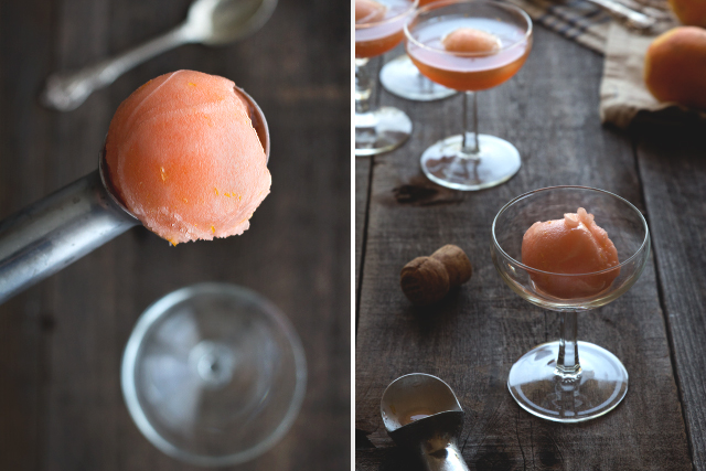 Aperol Spritz Float by HonestlyYUM