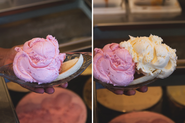 Fentons Creamery, Oakland, CA // HonestlyYUM