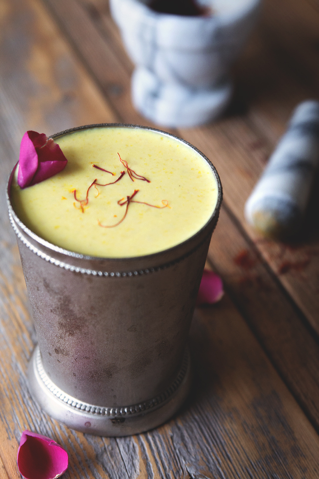Badam Milk by HonestlyYUM