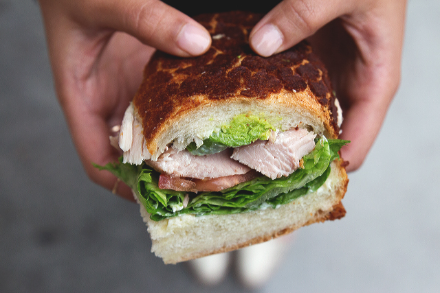 The Bay Area's Best Sandwiches by HonestlyYUM