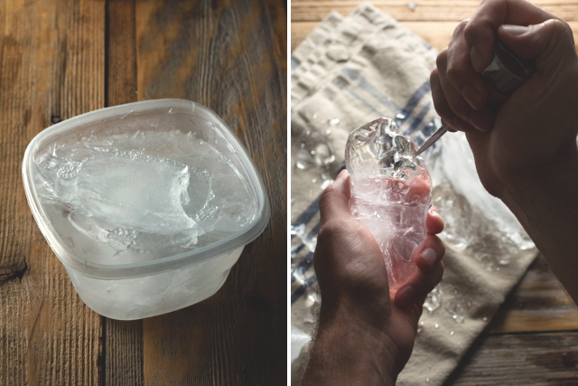 Carving Ice | HonestlyYUM