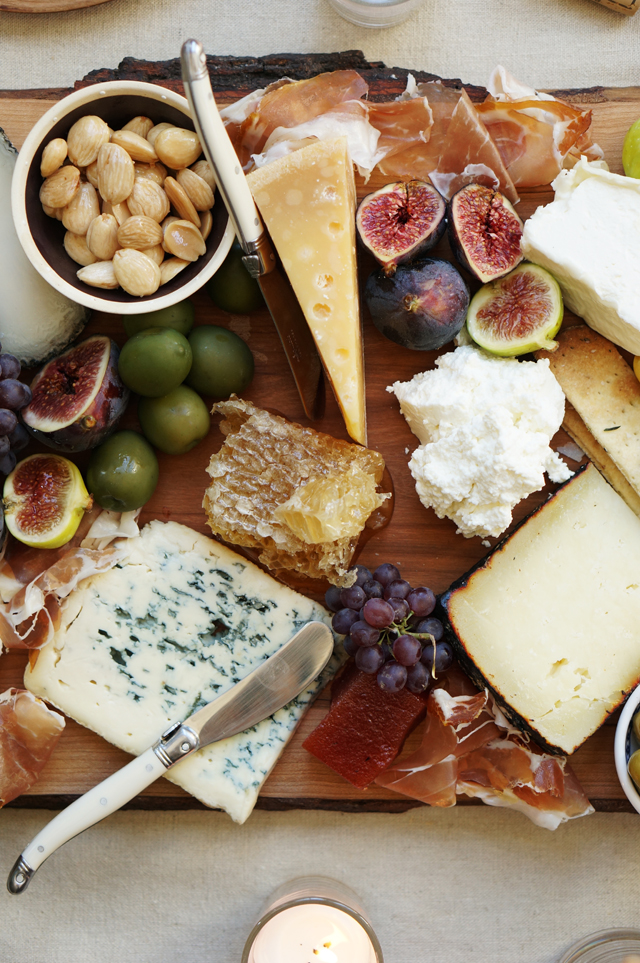 Cheese and fruit : cheese plate combinations - pezcame.com