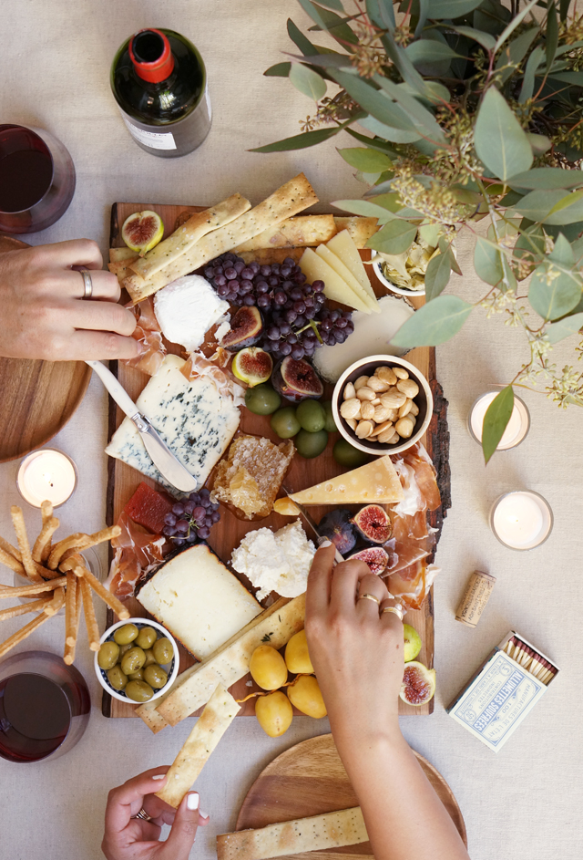 Cheese platter : the perfect cheese plate - Pezcame.Com