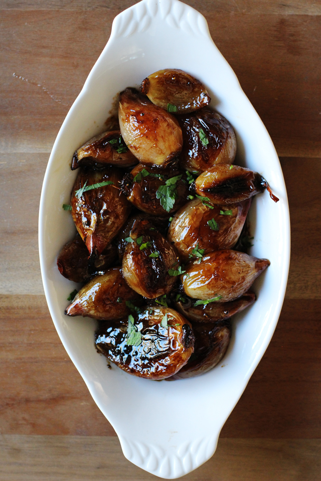 Caramelized shallots | HonestlyYUM