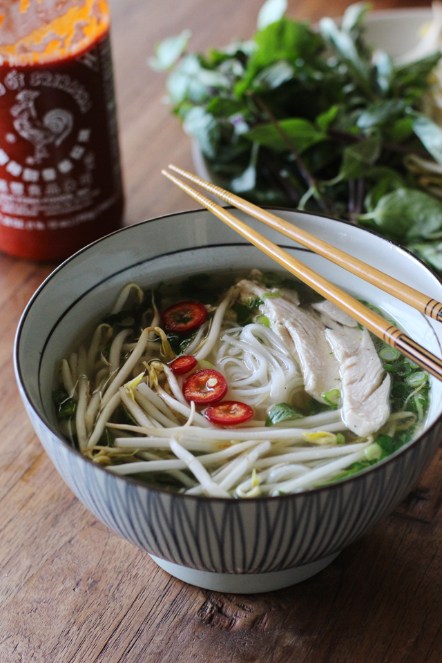 Turkey leftover pho | HonestlyYUM